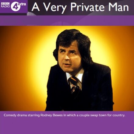 A Very Private Man