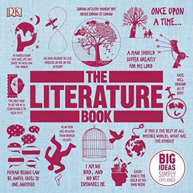 Big Ideas Simply Explained – The Literature Book