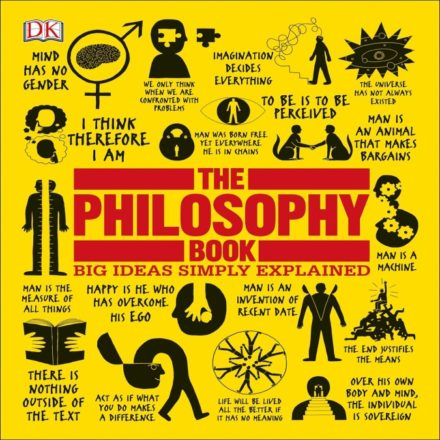 Big Ideas Simply Explained – The Philosophy Book