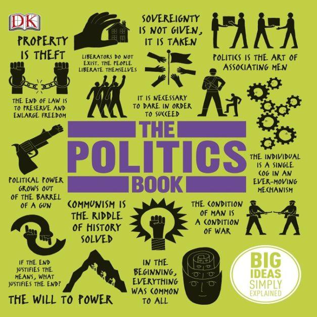 Big Ideas Simply Explained – The Politics Book