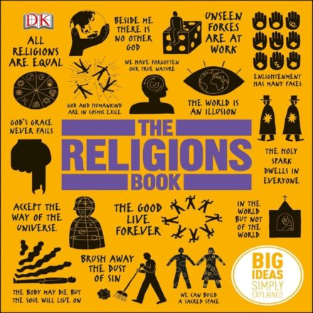 Big Ideas Simply Explained – The Religions Book