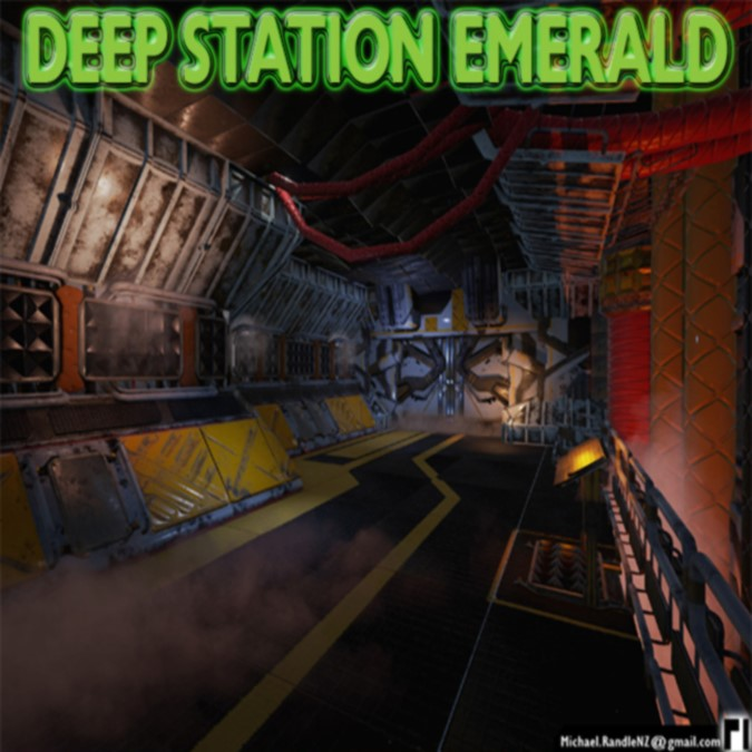 Deep Station Emerald