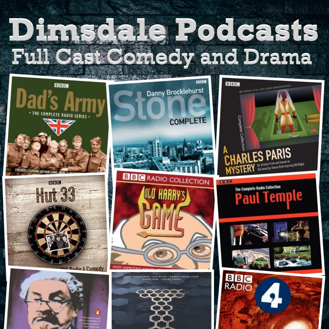 dimsdale podcasts