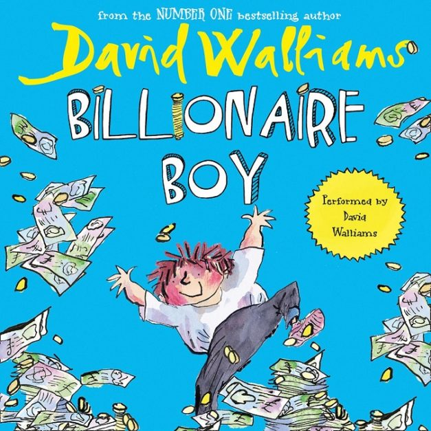Billionaire Boy – David Walliams