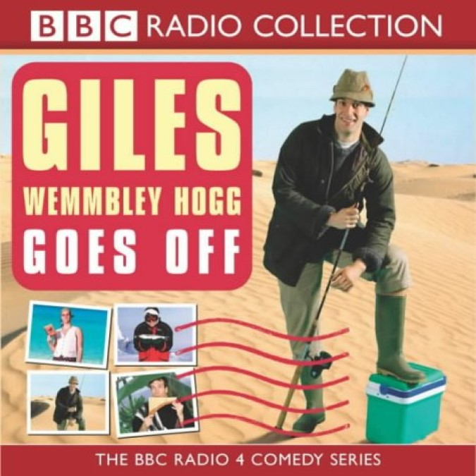 Giles Wemmbley-Hogg Goes Off