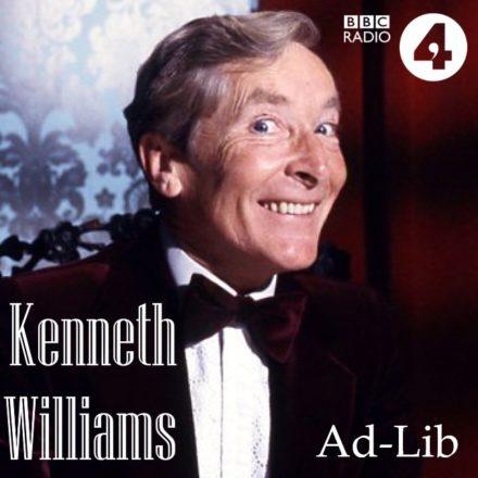 Kenneth Williams – Ad Lib
