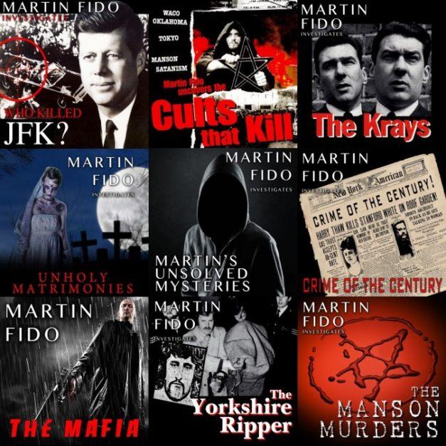 Martin Fido Investigates Murder After Midnight