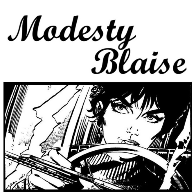 Modesty Blaize