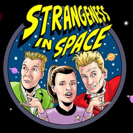 Strangeness in Space