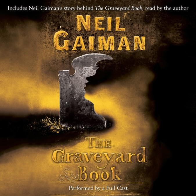 The Graveyard Book – Neil Gaiman