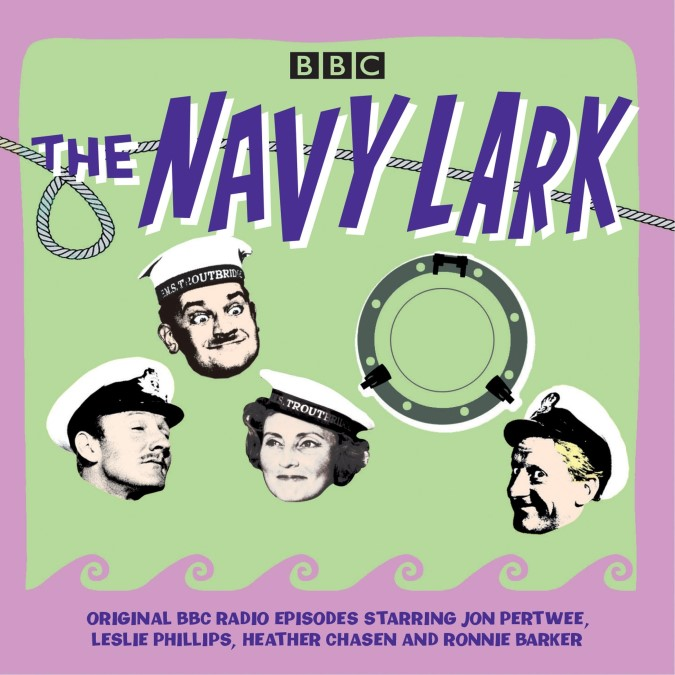 The Navy Lark Complete