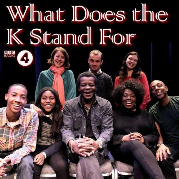 What Does the K Stand For?